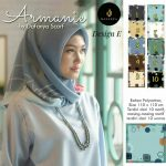 Armanie 27 30 38 480 Original by Dafanya SG Jilbab Design E