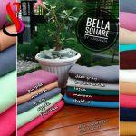 Bella Square 18 21 25 300 Original by Ansania SG Jilbab
