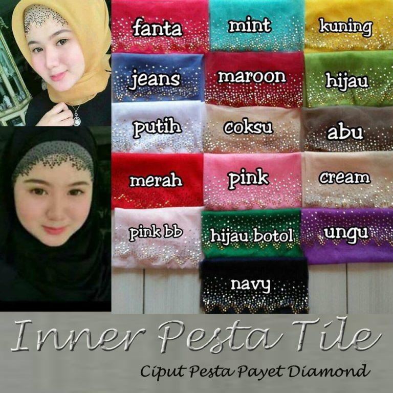Inner Pesta 12 14 20 190 Tile SG jilbab