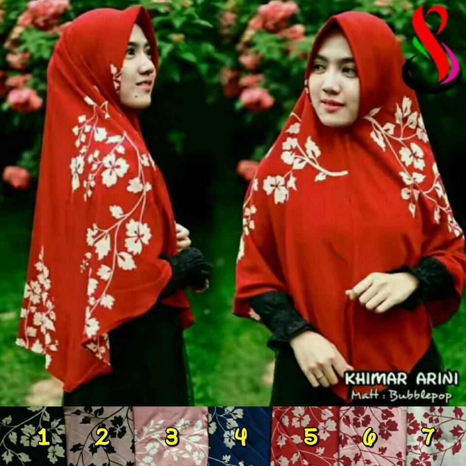 Khimar Arini 35 38 50 630 SG Jilbab