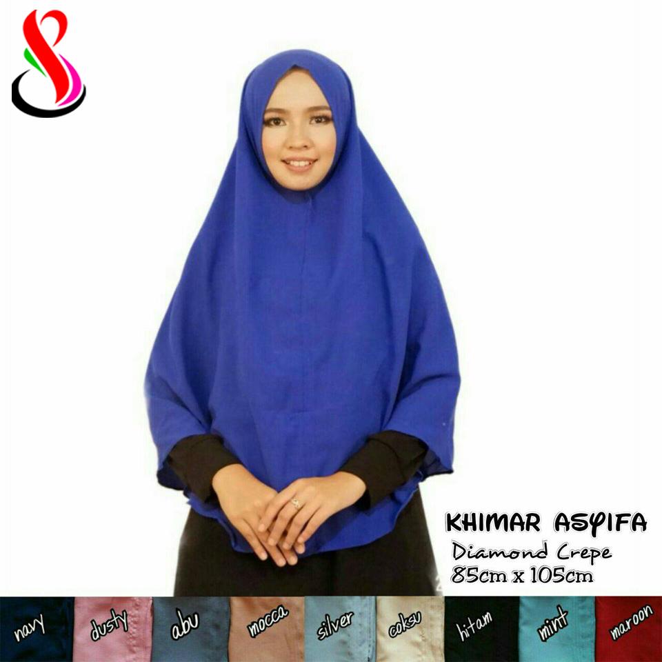 Khimar Asyifa 41 44 55 760 SG Jilbab