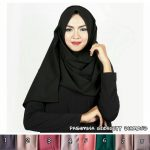 Pashmina Diamond Exclusive (Georgett Diamond)