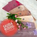 Segi Empat Saudia Mutiara Bunga