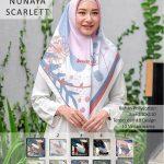 Segiempat Nunaya Scarlett 28 31 40 510 SG Jilbab B