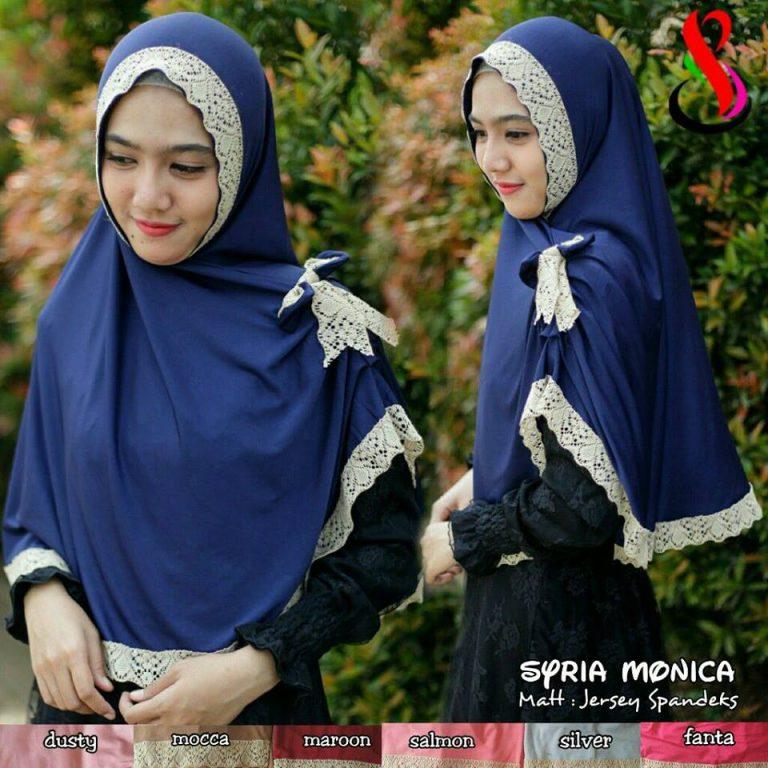 Syria Monica 34 37 45 620 SG Jilbab