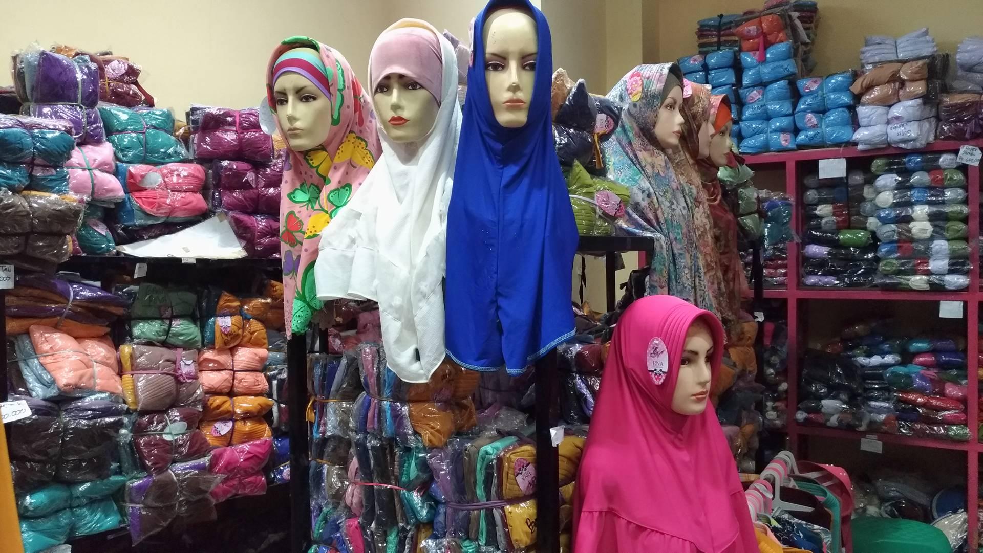 Pusat Grosir Jilbab Online, Cara Mudah Miliki Jilbab Murah