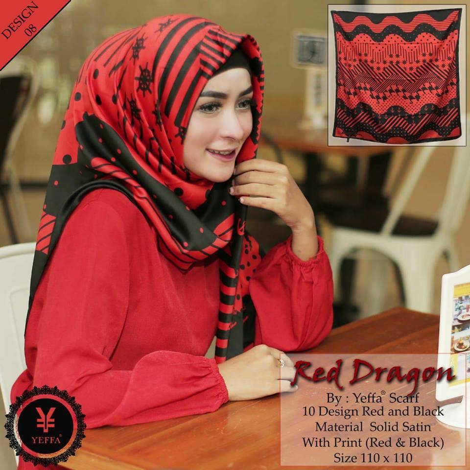 Red Dragon 27 30 40 490 SG JIlbab Design 08