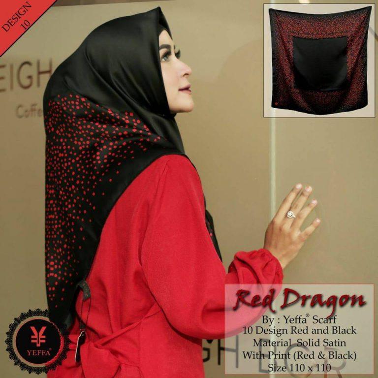Red Dragon 27 30 40 490 SG JIlbab Design 10