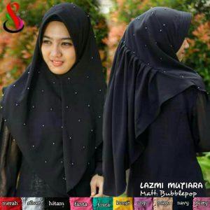 Salah Satu Model JilbabYang Trend yang banyak di jual di Gosir Jilbab Surabaya
