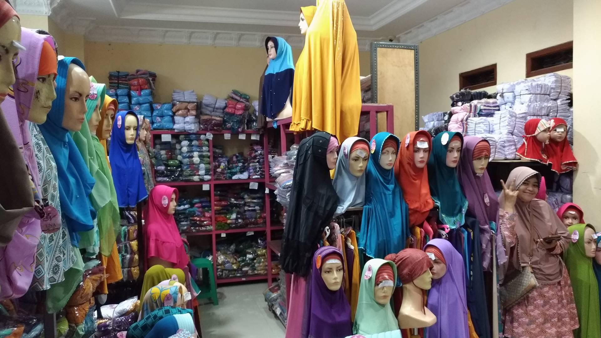 Grosir Jilbab Murah Tanah Abang