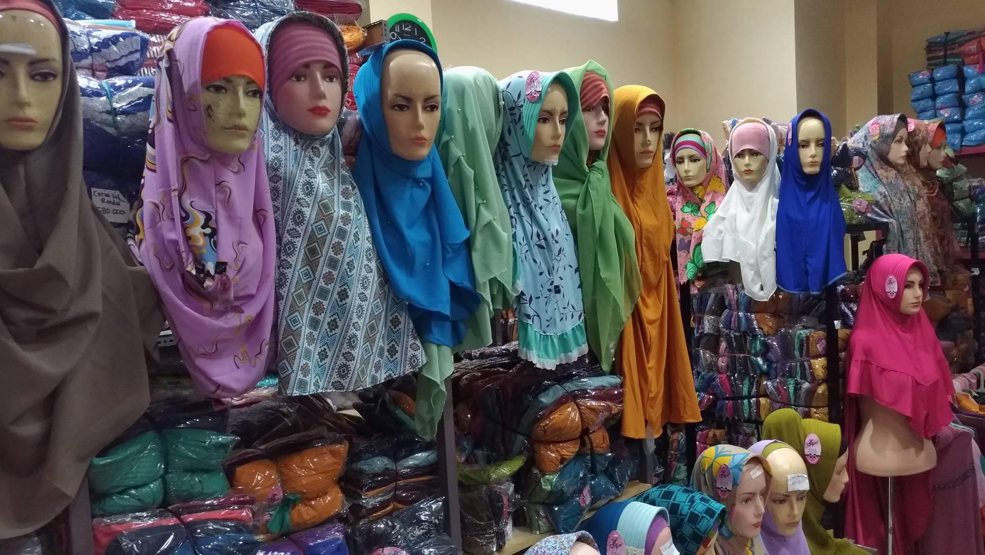 Grosir Jilbab Gading Mangu, Pilihan Muslimah Saat Ini