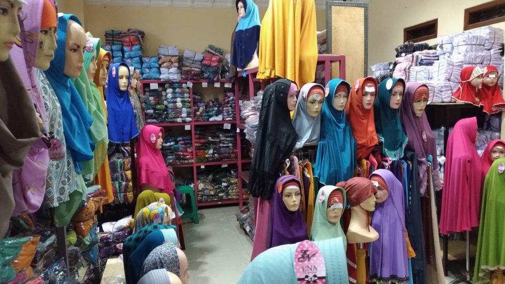 Pusat Grosir Jilbab Instan Kabupaten Sidoarjo Jawa Timur