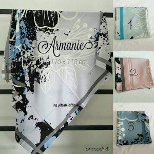 Armanie 27 30 38 480 Original by Dafanya SG Jilbab Design A