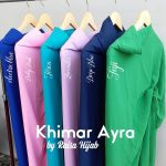 SALE Khimar Ayra by Raisa