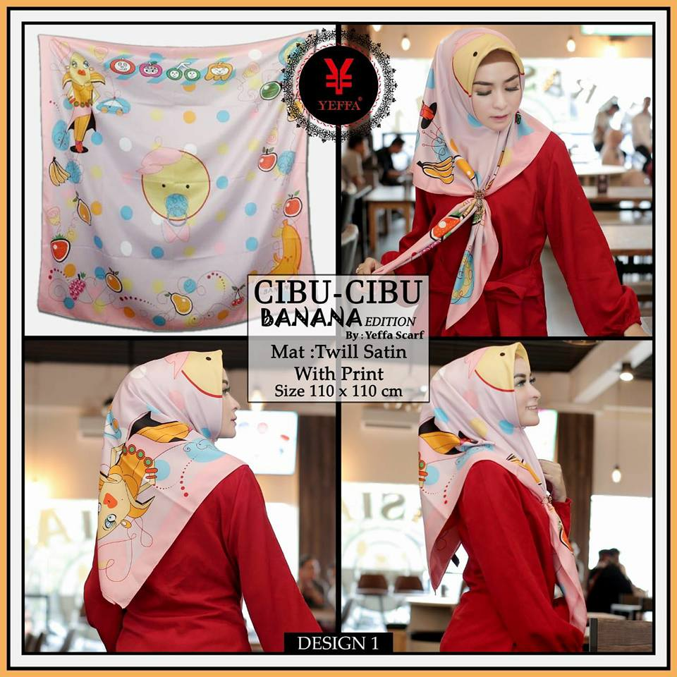 Ayo Belanja Di Grosir Hijab Lazada!