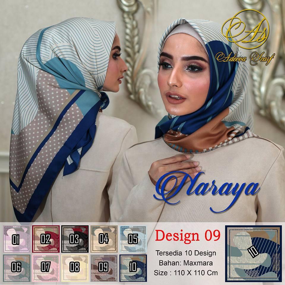Segiempat Naraya, 29 32 40 530 SG Jilbab Design 08