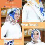 Segiempat New French 27 30 40 490 SG Jilbab 10