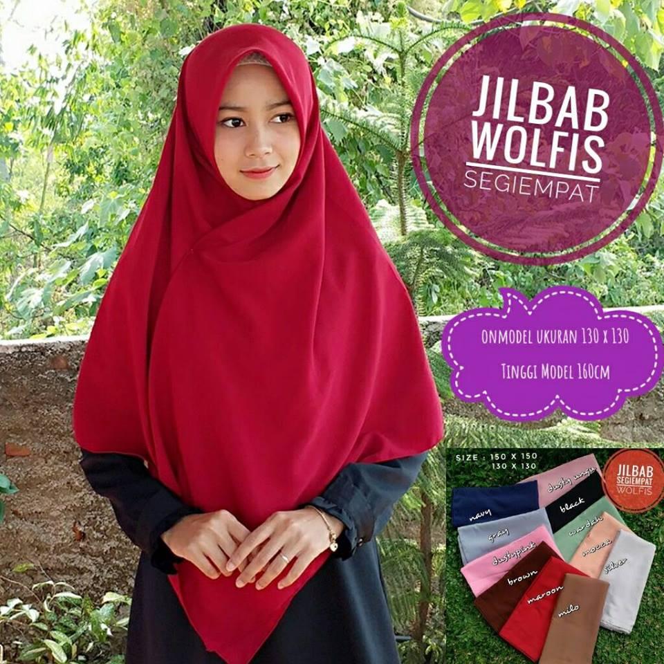 Belanja Berbagai Jenis Hijab di Grosir Hijab