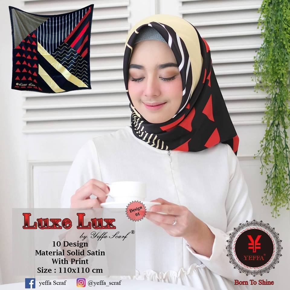 Luxe Lux 27 30 40 490 SG Jilbab 01