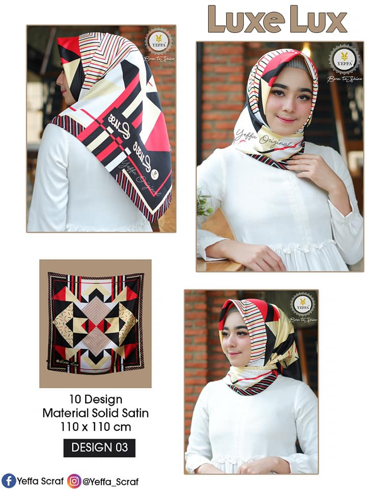 Luxe Lux 27 30 40 490 SG Jilbab 03