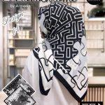 Monochrome Armanie 27 30 40 490 Dafanya SG Jilbab 01