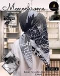 Segi Empat Monochrome Armanie 04
