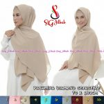 Pashmina Diamond Exclusive (Georgette Diamond)