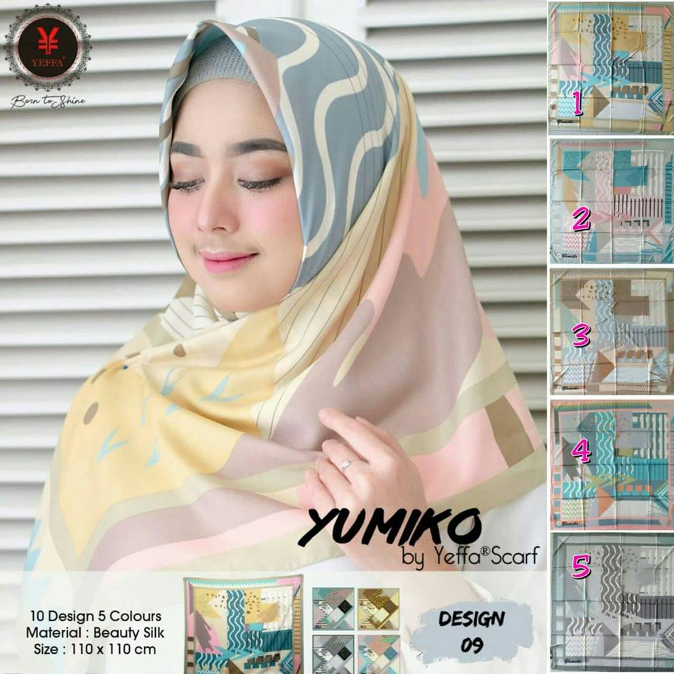 Yumiko 27 30 40 490 SG Jilbab 09