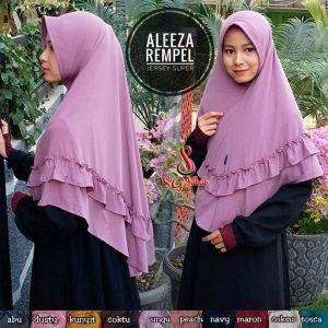 Aleeza Rempel 37 40 50 690 SG Jilbab Jersey Super