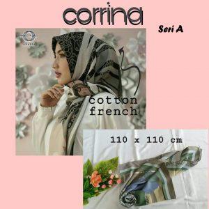 Hijab Segiempat Corrina Seri A2