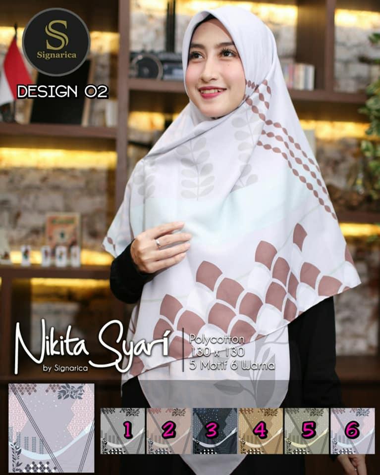 Nikita Syar'i 33 36 45 600 by Signarica SG Jilbab Design 02