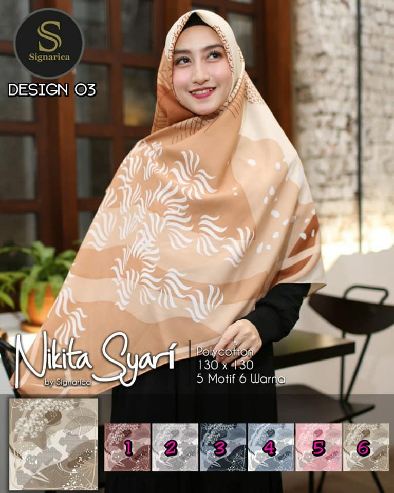 Nikita Syar'i 33 36 45 600 by Signarica SG Jilbab Design 03