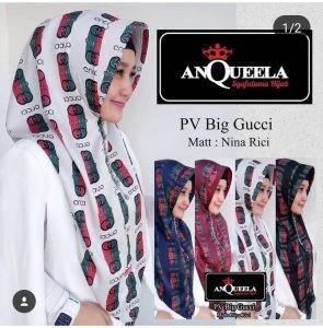 Jilbab PV Big Gucci
