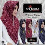 Jilbab PV Gucci Warna Anqueela