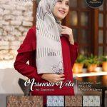 Pashmina Assensia Vela 27 30 40 490 by Signarica SG Jilbab Design 06