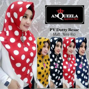 Dotty Besar 33 36 45 600 by Anqueela SG Jilbab