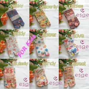 Esge Kids Socks Kaos Kaki Shabby Anak SD