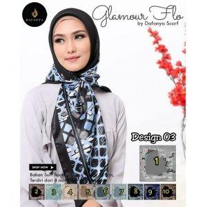 Segi Empat Glamour Flo 03