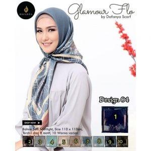 Segi Empat Glamour Flo 04