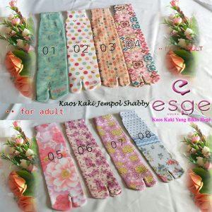 Kaos Kaki Shabby Jempol Socks