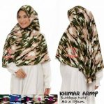 Khimar Army Premium