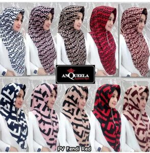 PV Fendy Red 33 36 45 600 by Anqueela SG Jilbab 2