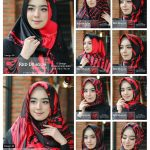 Red Dragon All Design SG Jilbab