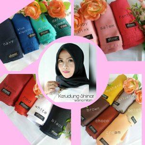 Shinar Glamour 28 31 40 500 By ansania SG Jilbab