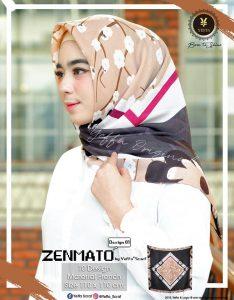 Zenmato Yeffa SG JIlbab Design 1