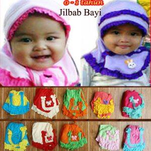 Jilbab Bayi 14 16 20 220 SG JIlbab