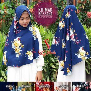 Khimar Rossana SG Jilbab copy