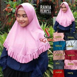 Jilbab Rania Rempel