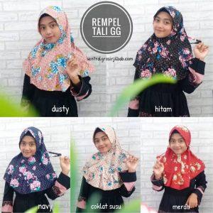 SALE Hijab Rempel Tali GG