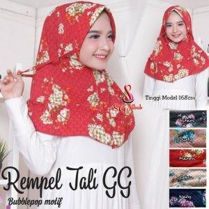 Hijab Rempel Tali GG